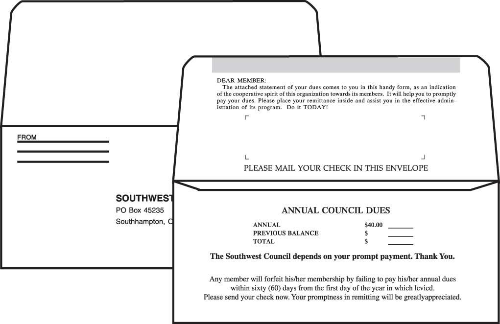 northeastern envelope company white 9 remittance. Black Bedroom Furniture Sets. Home Design Ideas